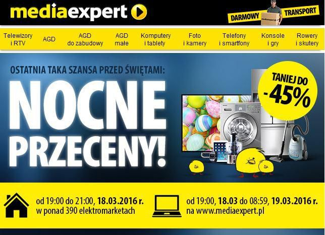 Gazetka promocyjna Media Expert do 18/03/2016 str.0