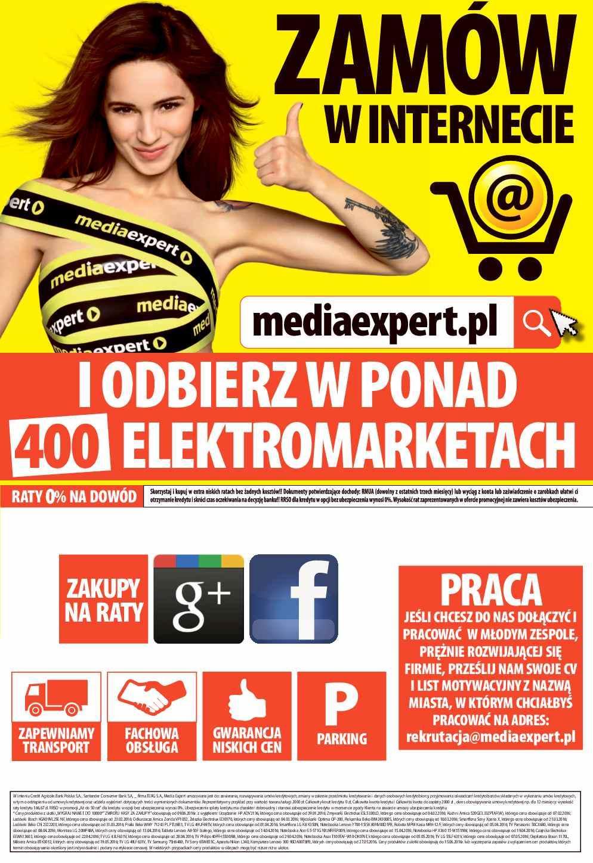 Gazetka promocyjna Media Expert do 15/06/2016 str.7