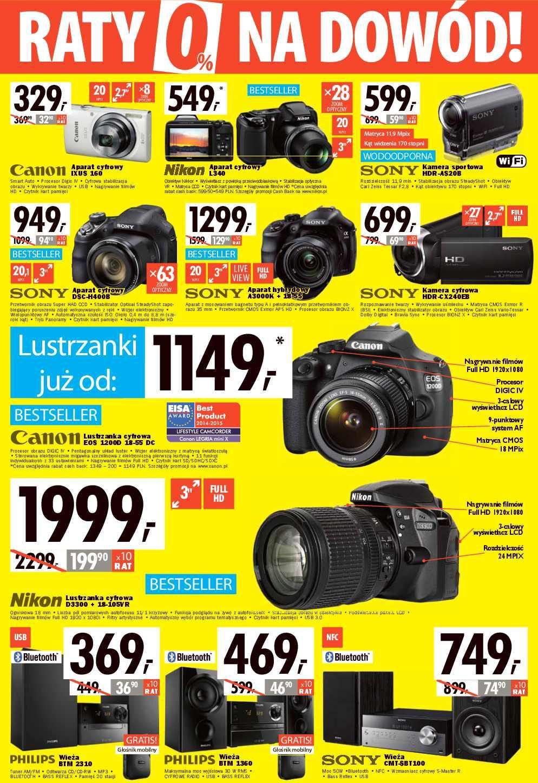 Gazetka promocyjna Media Expert do 16/12/2015 str.7