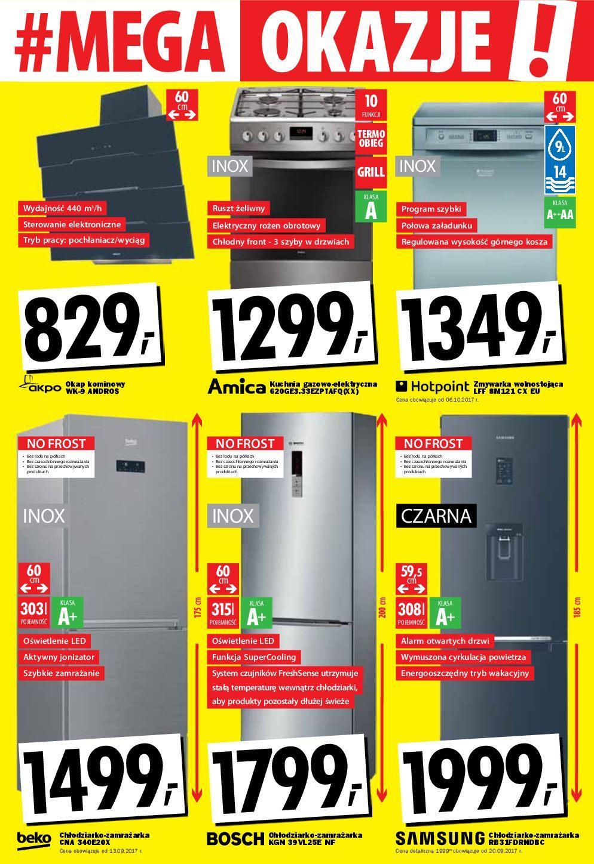Gazetka promocyjna Media Expert do 29/11/2017 str.9