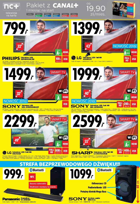 Gazetka promocyjna Media Expert do 29/06/2016 str.1