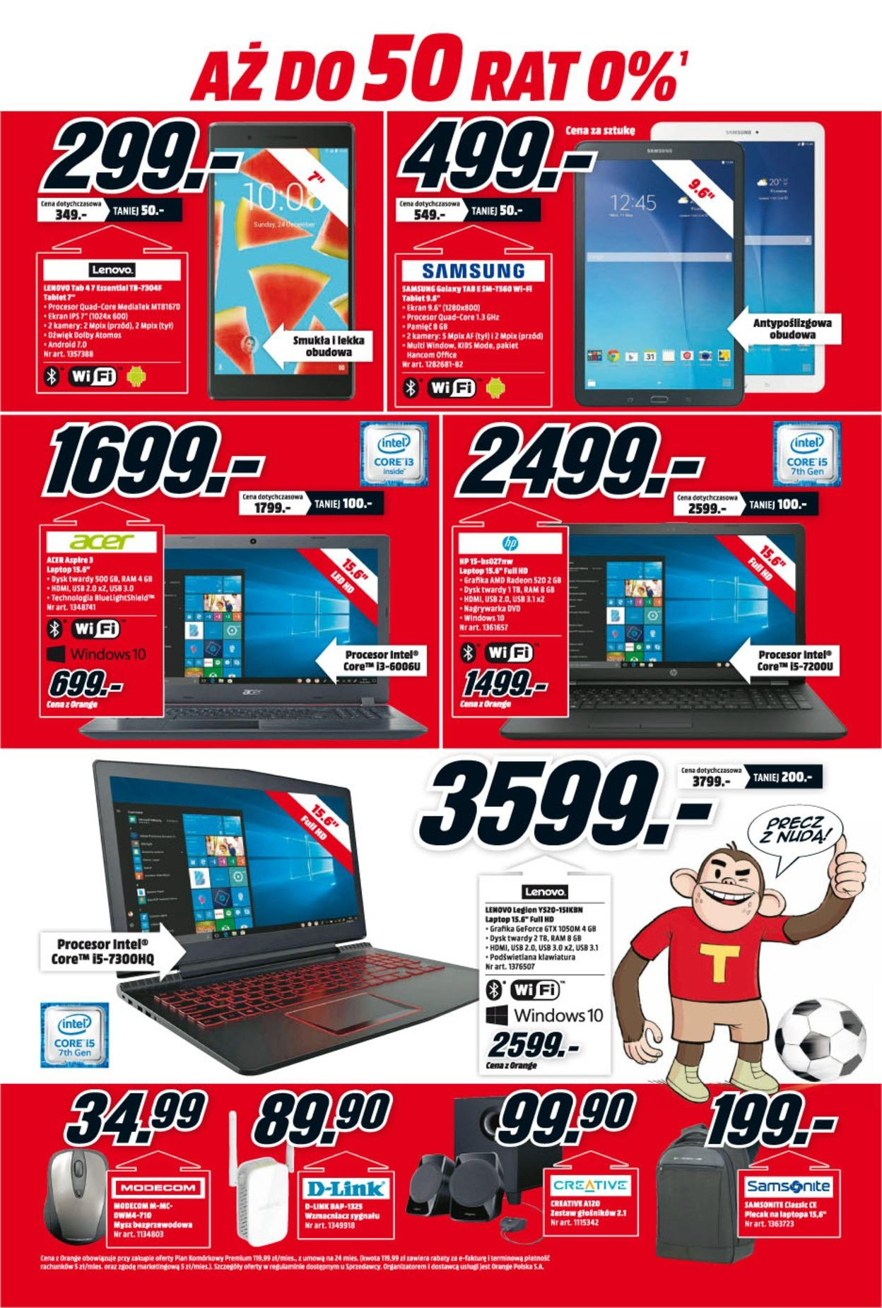 Gazetka promocyjna Media Markt do 04/07/2018 str.7
