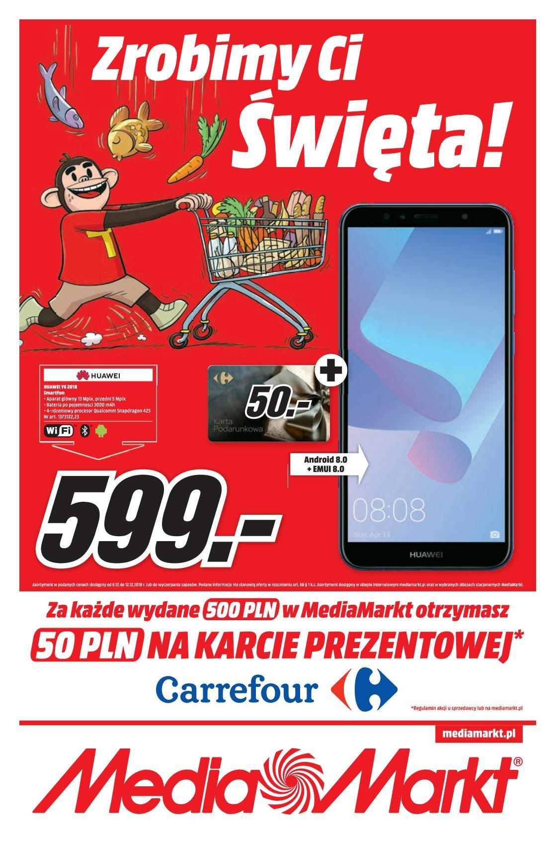 Gazetka promocyjna Media Markt do 12/12/2018 str.0