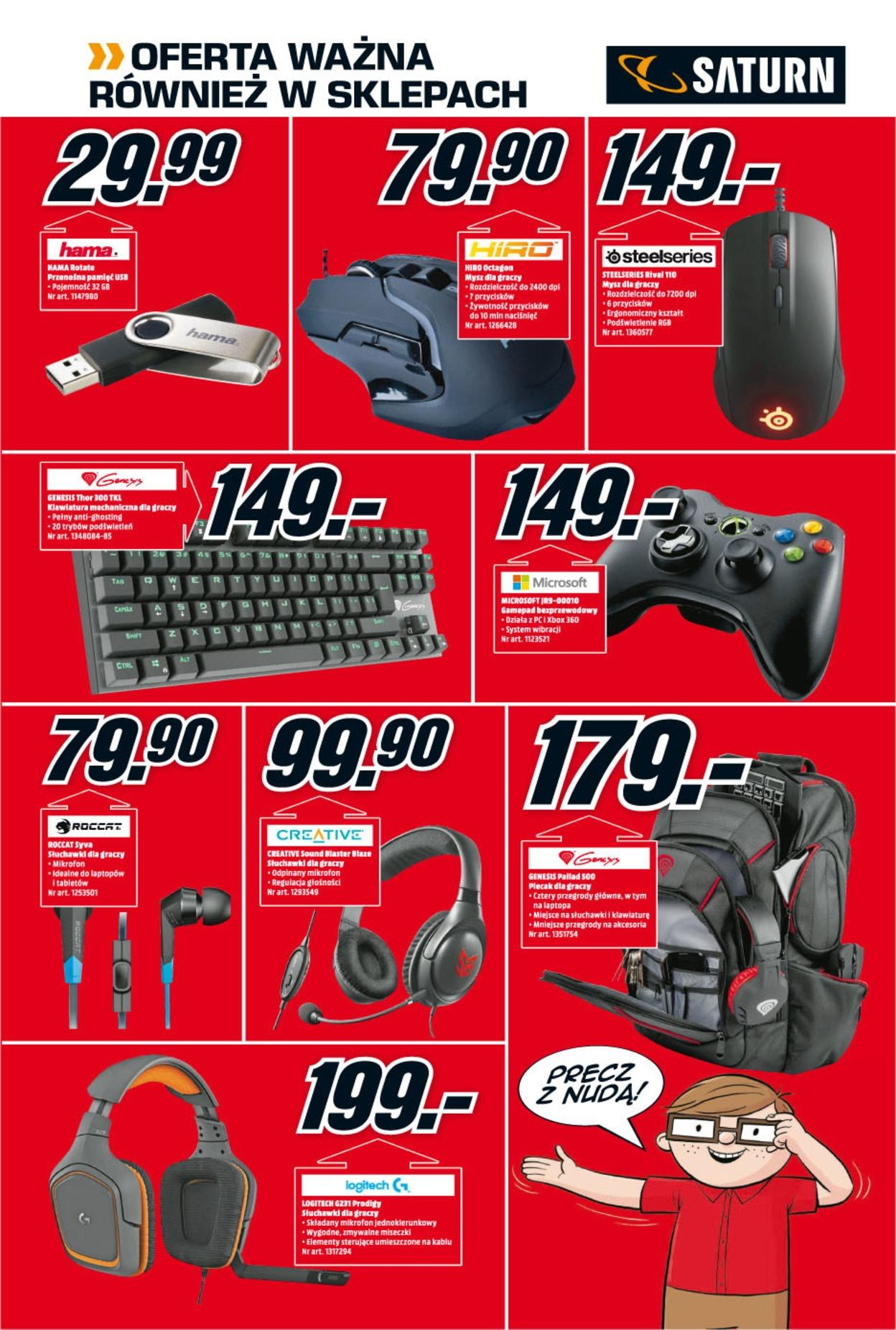Gazetka promocyjna Media Markt do 25/07/2018 str.3