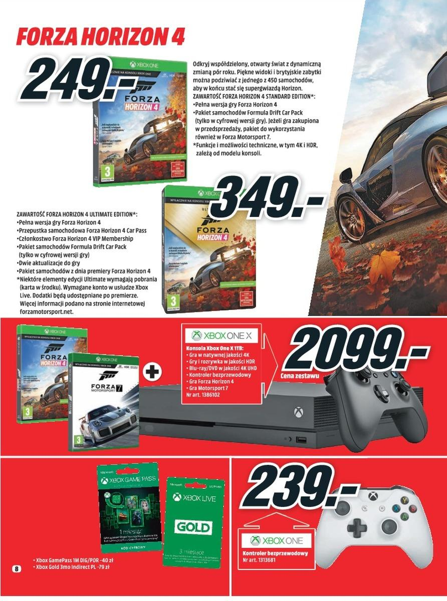 Gazetka promocyjna Media Markt do 31/10/2018 str.7