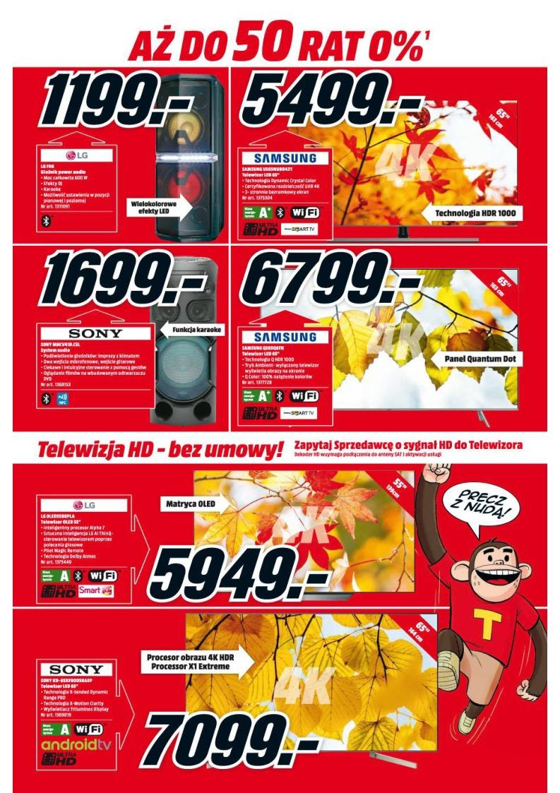 Gazetka promocyjna Media Markt do 14/11/2018 str.7