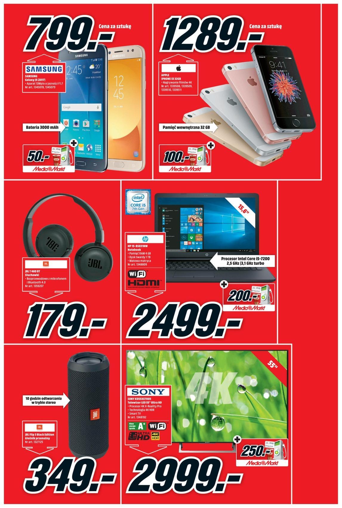 Gazetka promocyjna Media Markt do 22/03/2018 str.1