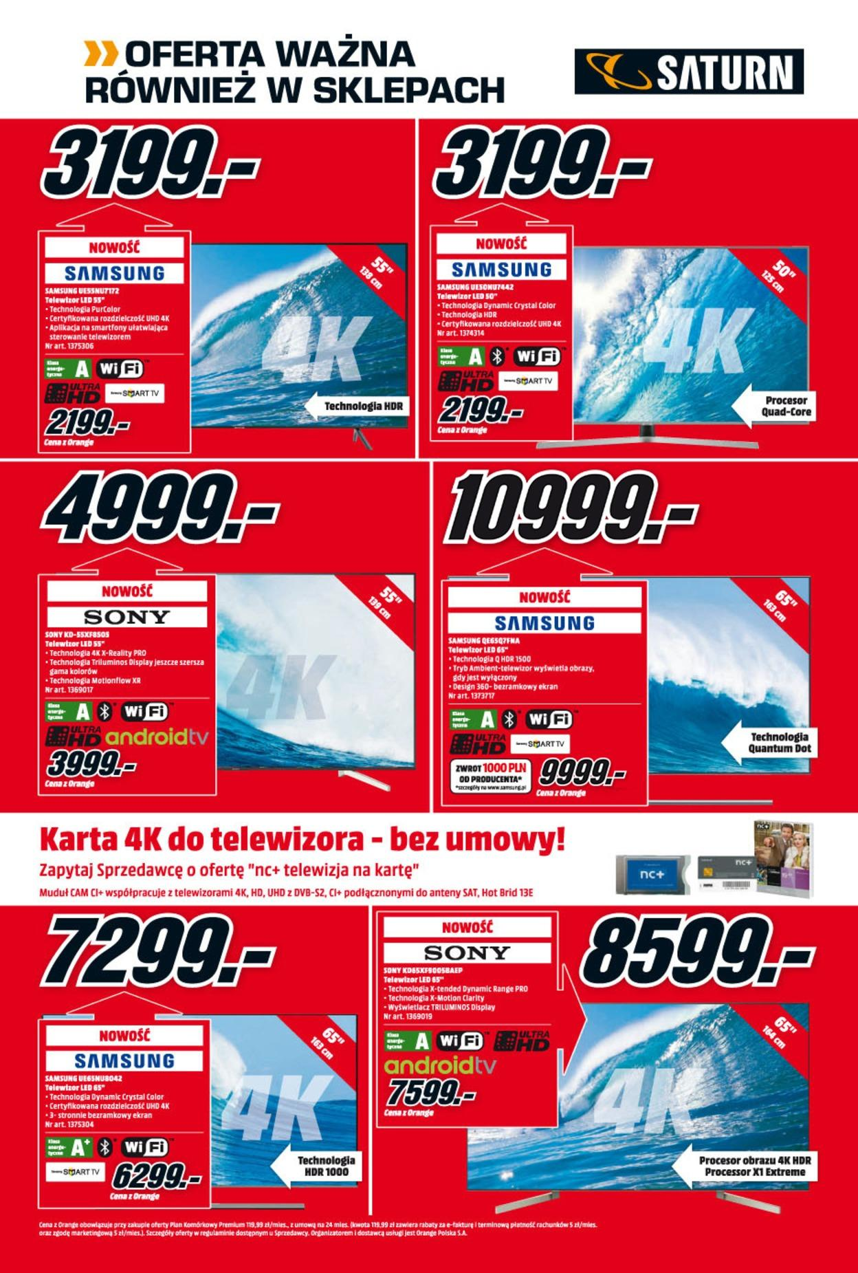 Gazetka promocyjna Media Markt do 31/07/2018 str.6