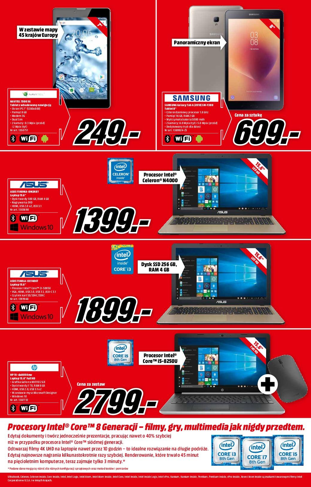 Gazetka promocyjna Media Markt do 17/01/2019 str.7