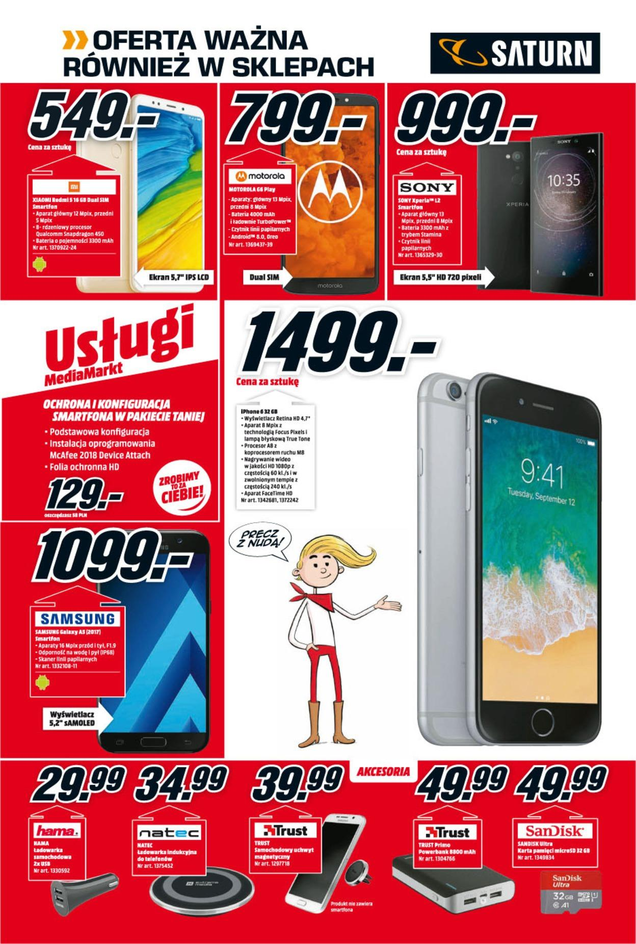 Gazetka promocyjna Media Markt do 25/07/2018 str.5