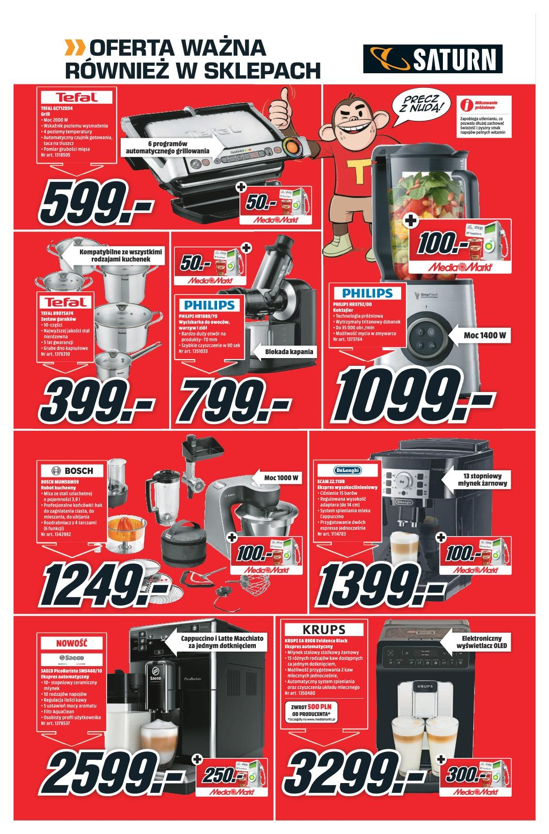 Gazetka promocyjna Media Markt do 06/08/2018 str.5