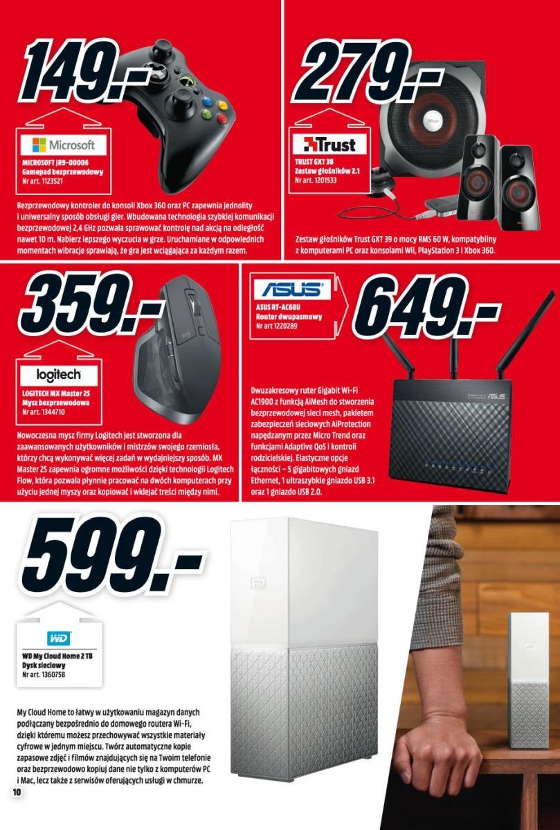 Gazetka promocyjna Media Markt do 31/07/2018 str.10