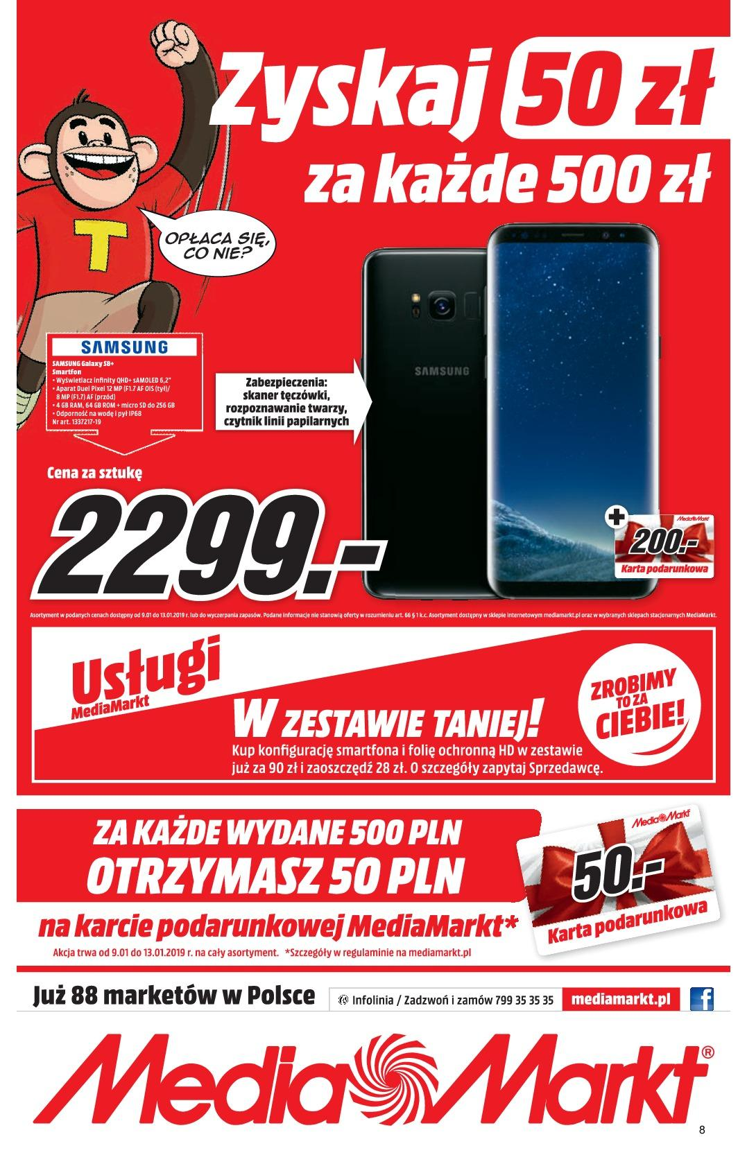 Gazetka promocyjna Media Markt do 13/01/2019 str.7