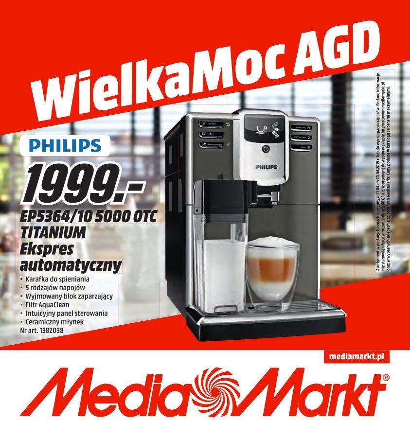 Gazetka promocyjna Media Markt do 20/04/2019 str.0