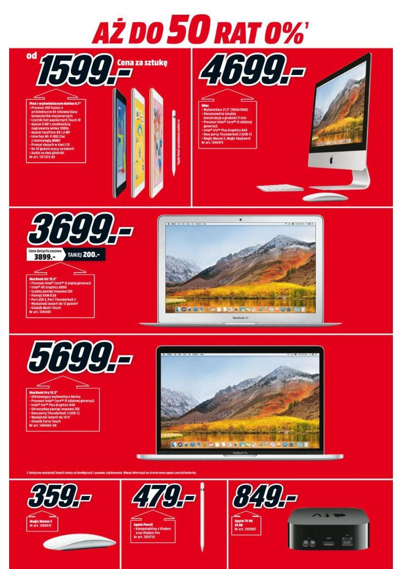 Gazetka promocyjna Media Markt do 14/11/2018 str.10