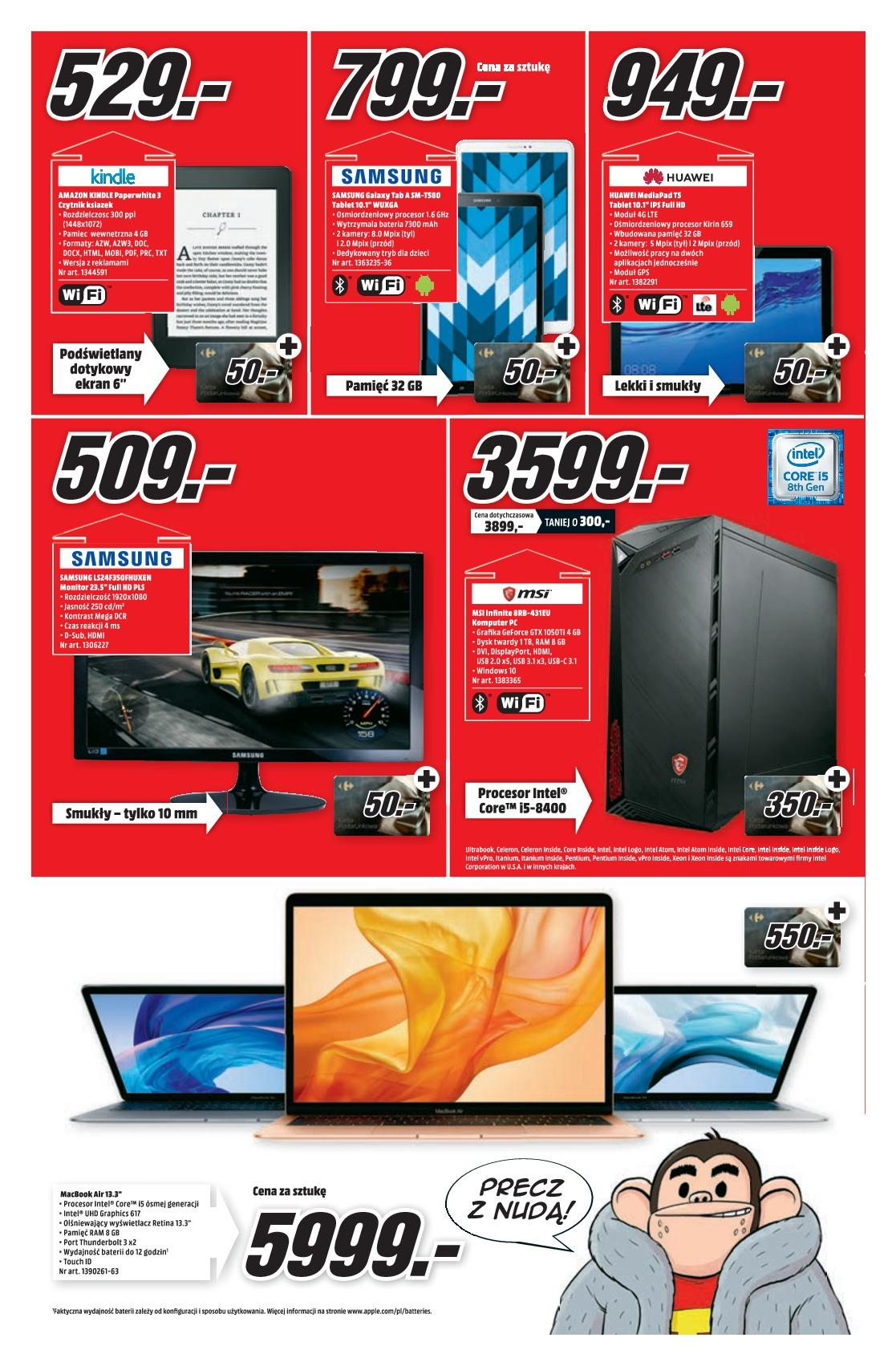 Gazetka promocyjna Media Markt do 12/12/2018 str.3