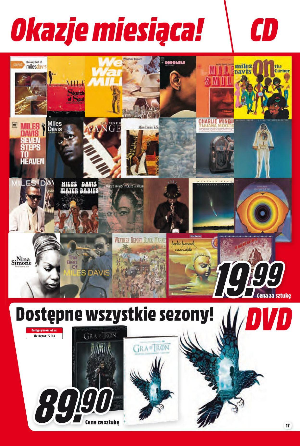 Gazetka promocyjna Media Markt do 31/05/2019 str.17
