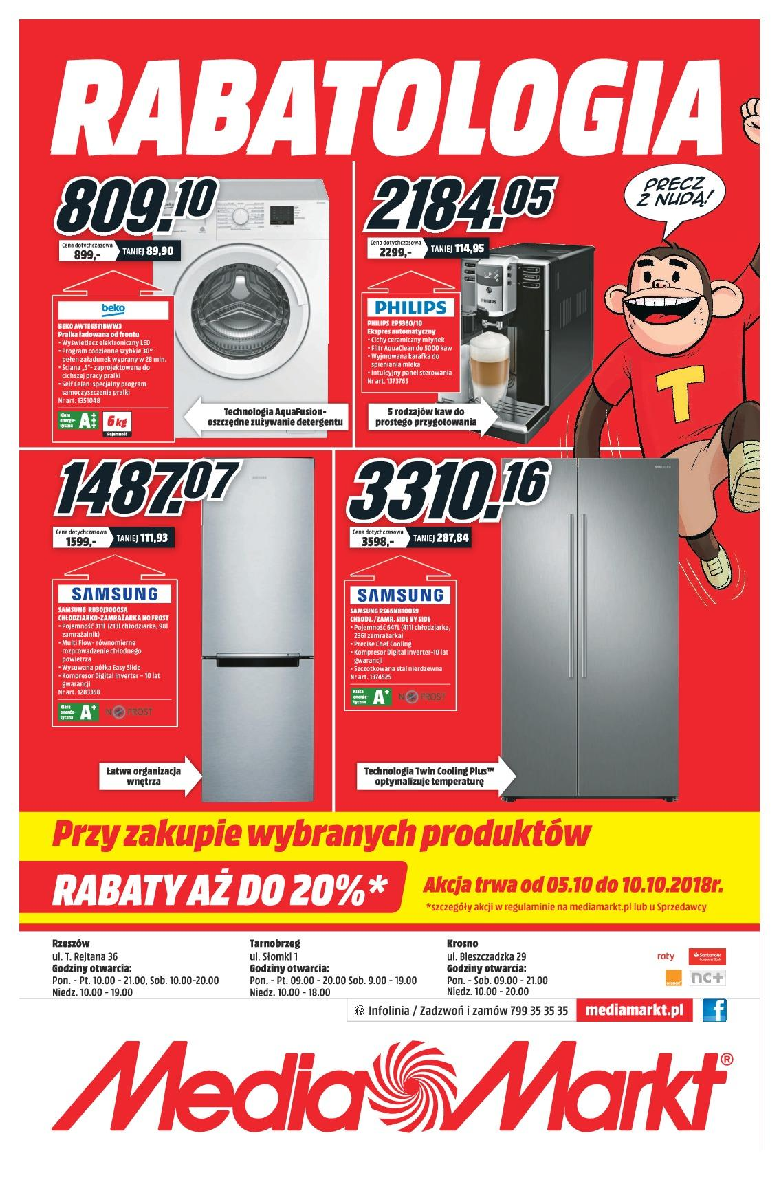 Gazetka promocyjna Media Markt do 10/10/2018 str.3