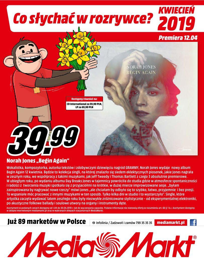 Gazetka promocyjna Media Markt do 30/04/2019 str.19