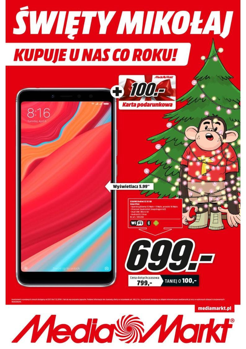 Gazetka promocyjna Media Markt do 05/12/2018 str.0