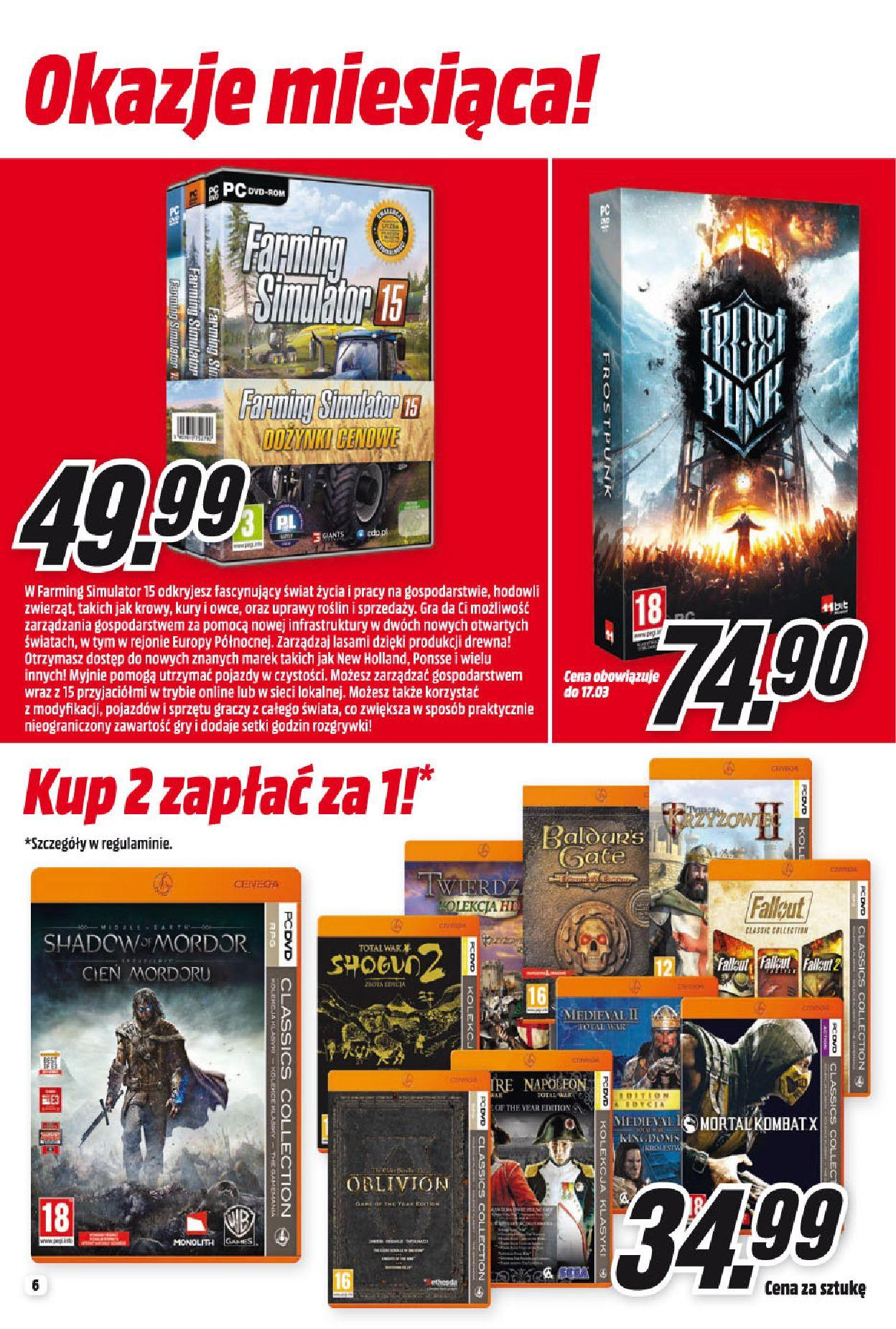 Gazetka promocyjna Media Markt do 31/03/2019 str.5