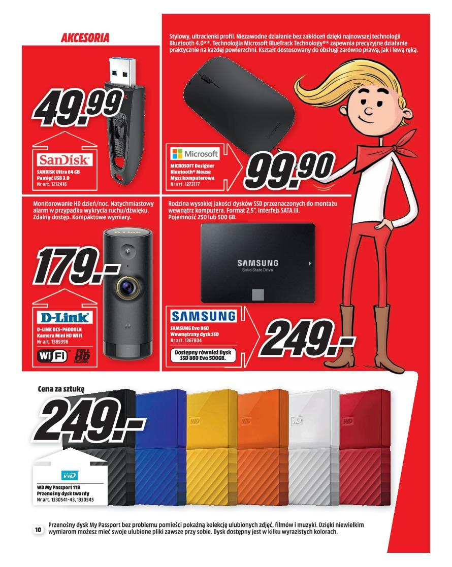 Gazetka promocyjna Media Markt do 31/01/2019 str.10