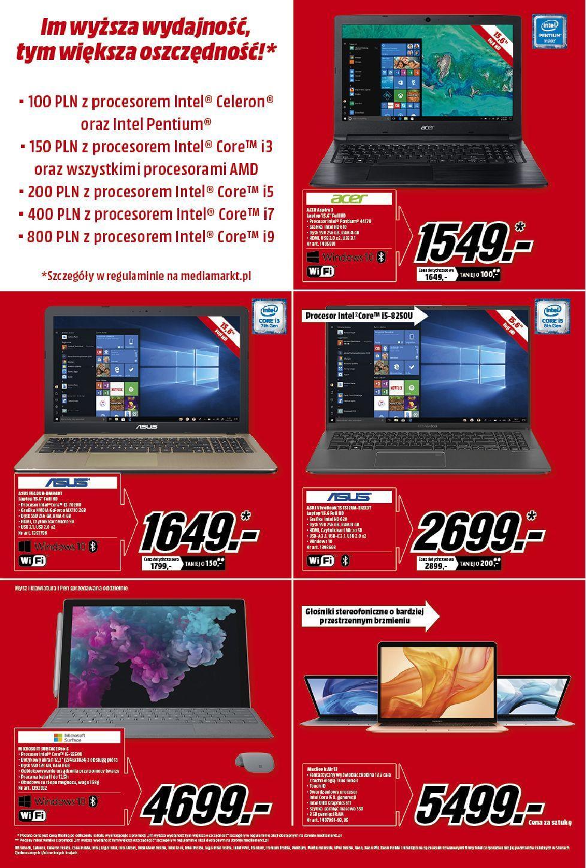 Gazetka promocyjna Media Markt do 11/09/2019 str.5