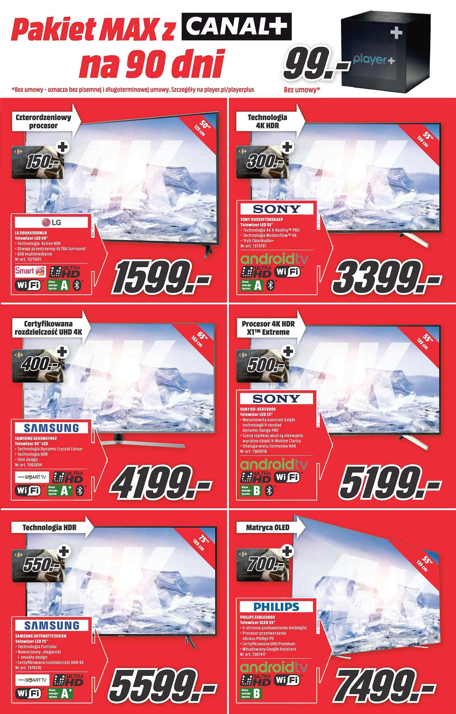 Gazetka promocyjna Media Markt do 12/12/2018 str.6