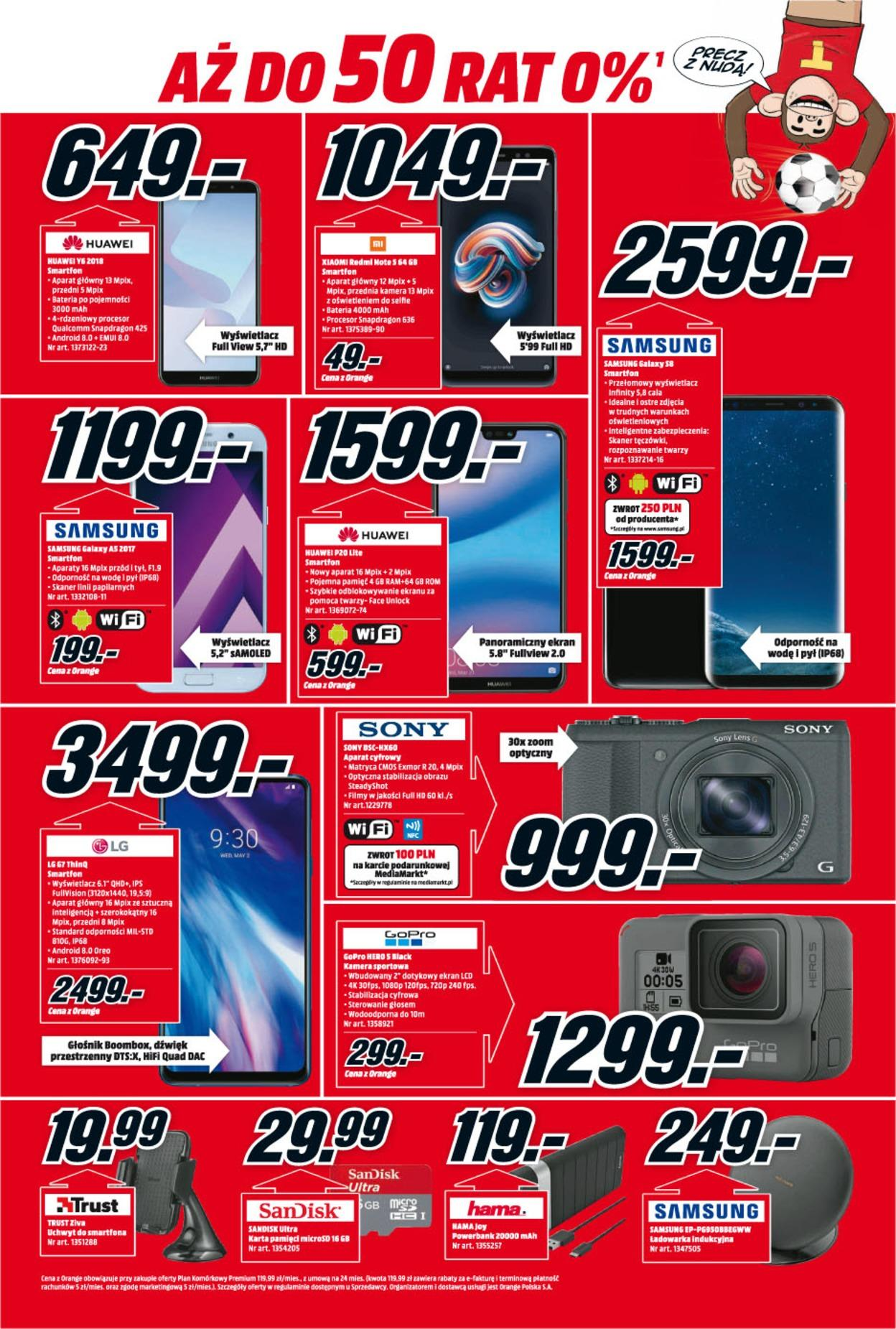 Gazetka promocyjna Media Markt do 04/07/2018 str.6