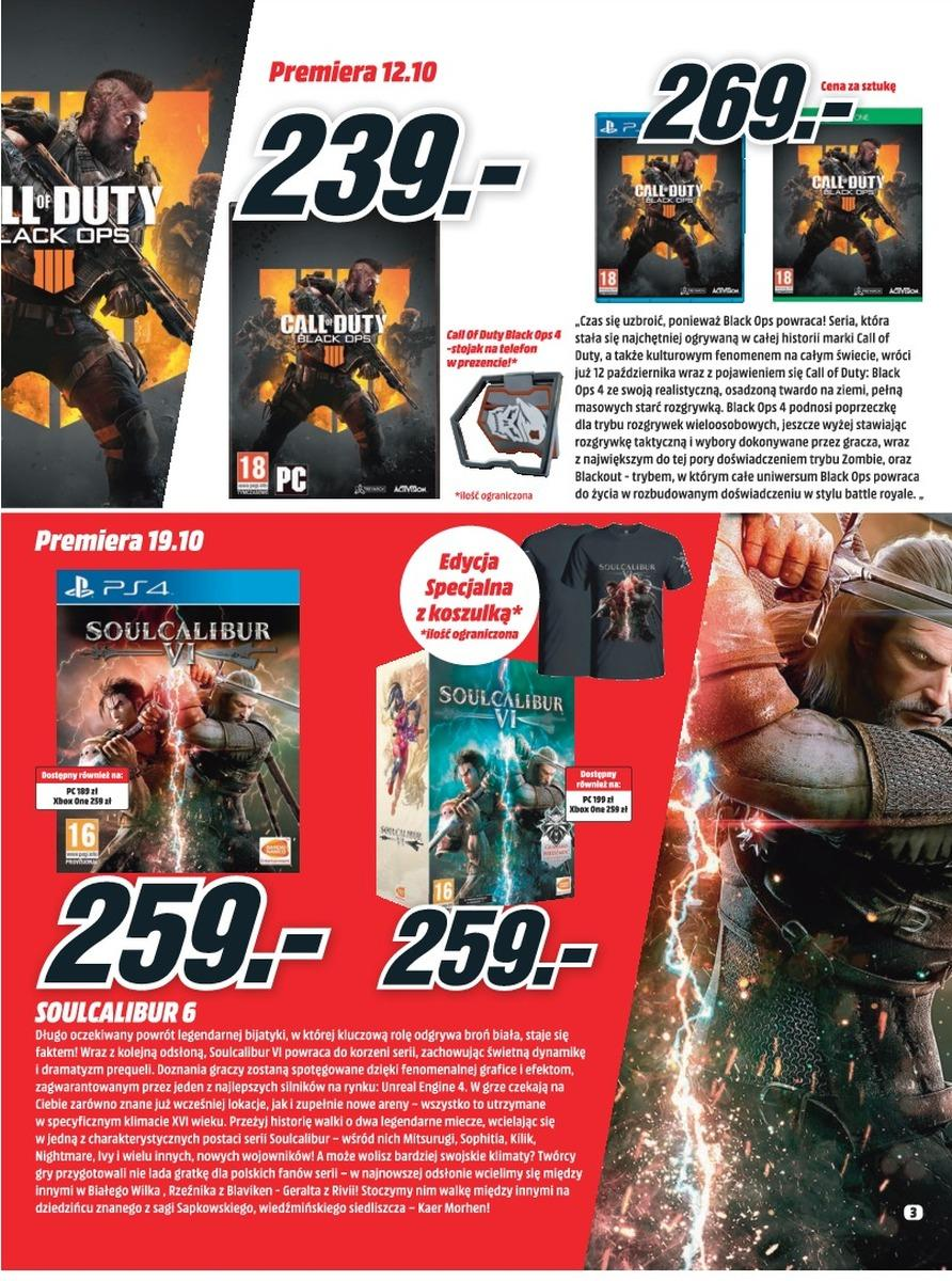 Gazetka promocyjna Media Markt do 31/10/2018 str.2