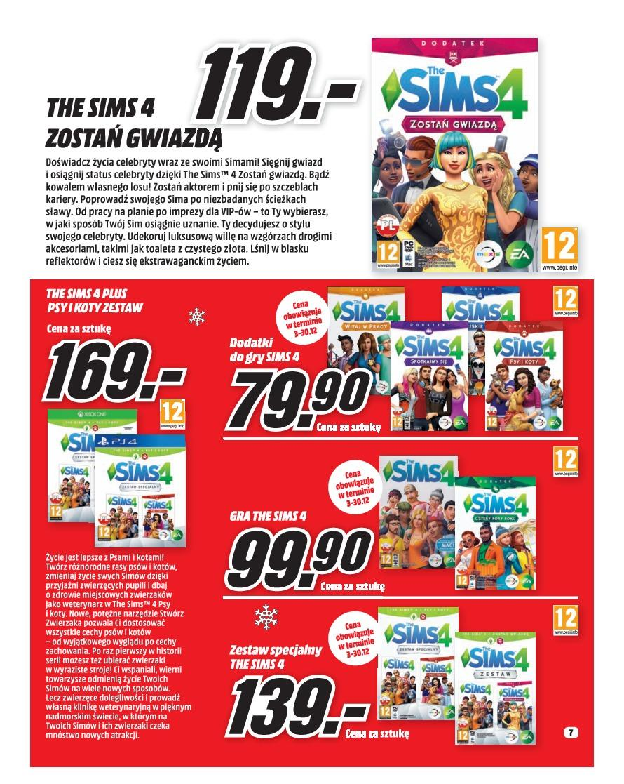 Gazetka promocyjna Media Markt do 31/12/2018 str.7