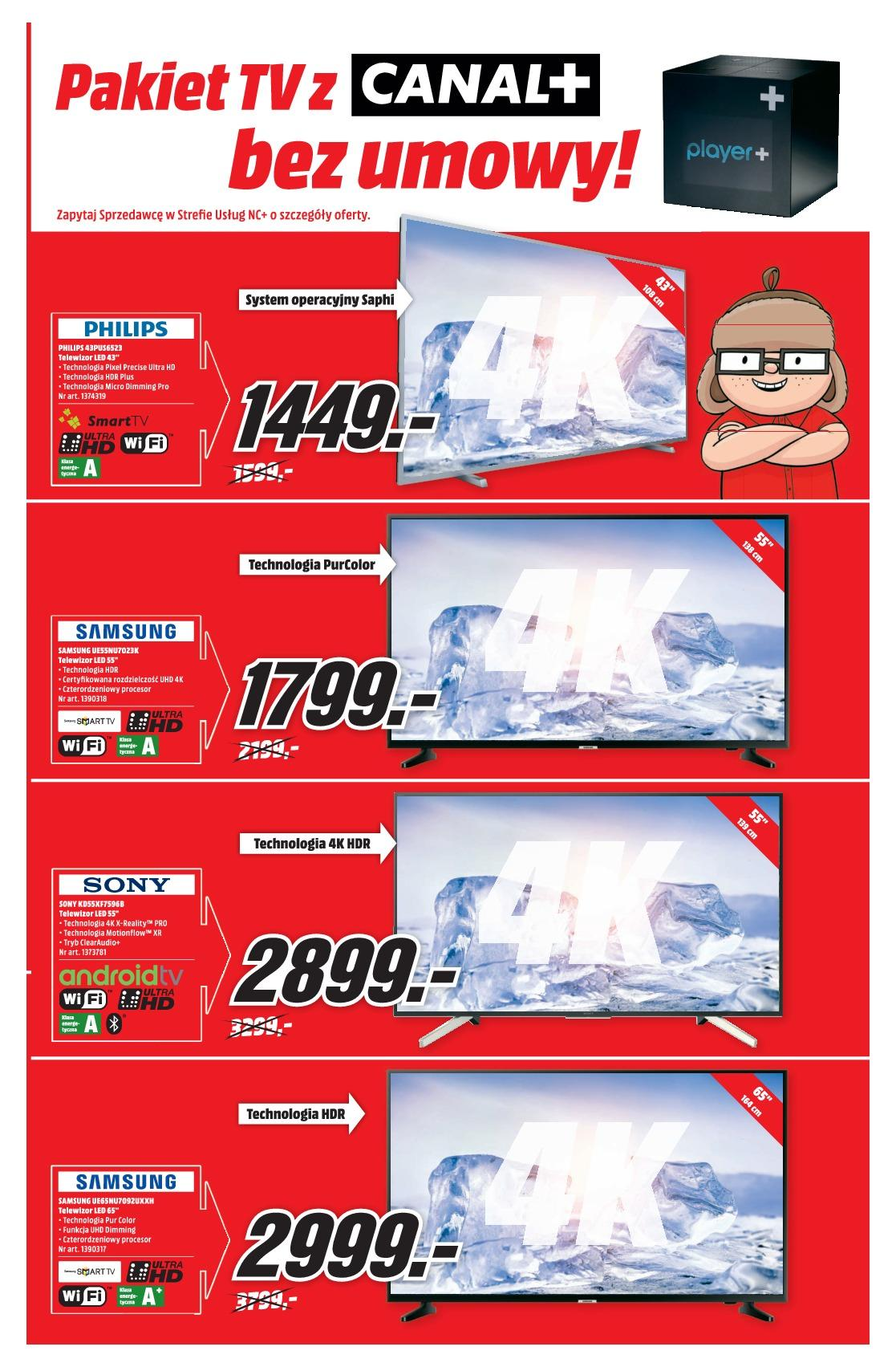 Gazetka promocyjna Media Markt do 30/01/2019 str.4