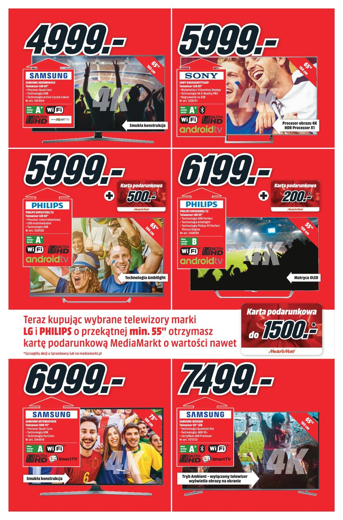 Gazetka promocyjna Media Markt do 27/06/2018 str.6