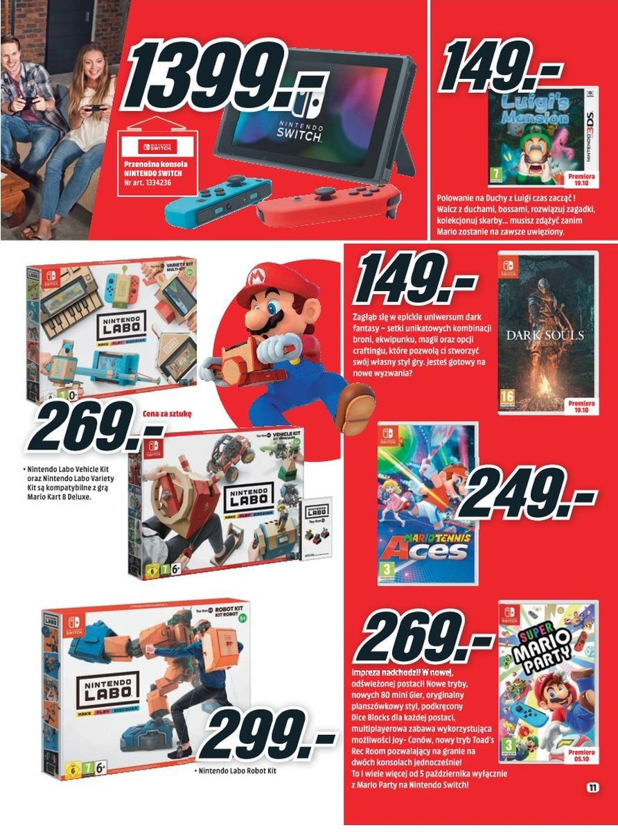 Gazetka promocyjna Media Markt do 31/10/2018 str.10