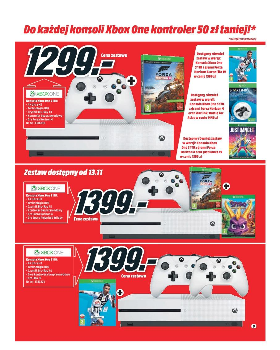 Gazetka promocyjna Media Markt do 30/11/2018 str.9