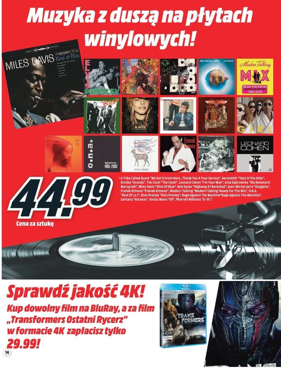 Gazetka promocyjna Media Markt do 08/08/2018 str.13