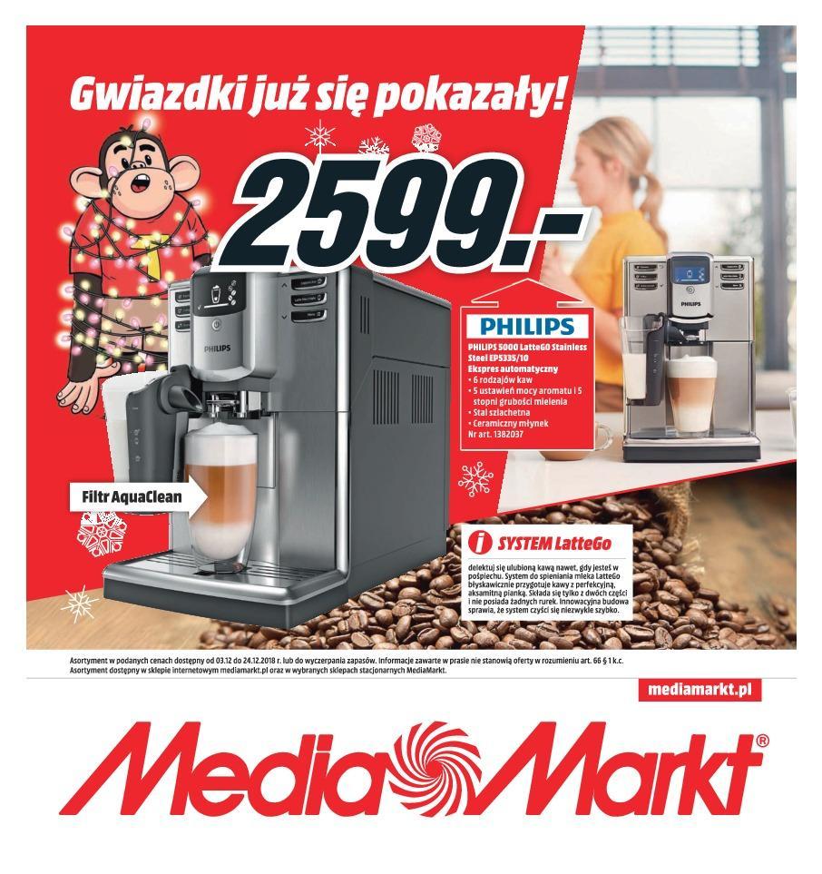 Gazetka promocyjna Media Markt do 24/12/2018 str.0