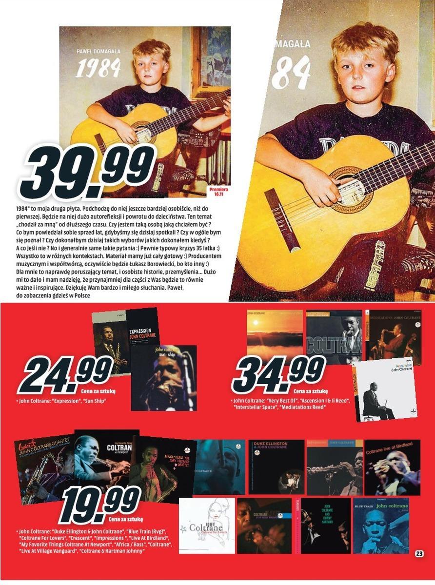 Gazetka promocyjna Media Markt do 31/10/2018 str.22