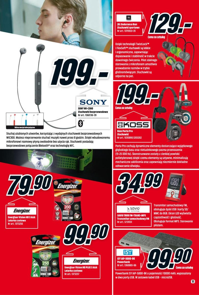 Gazetka promocyjna Media Markt do 31/07/2018 str.10