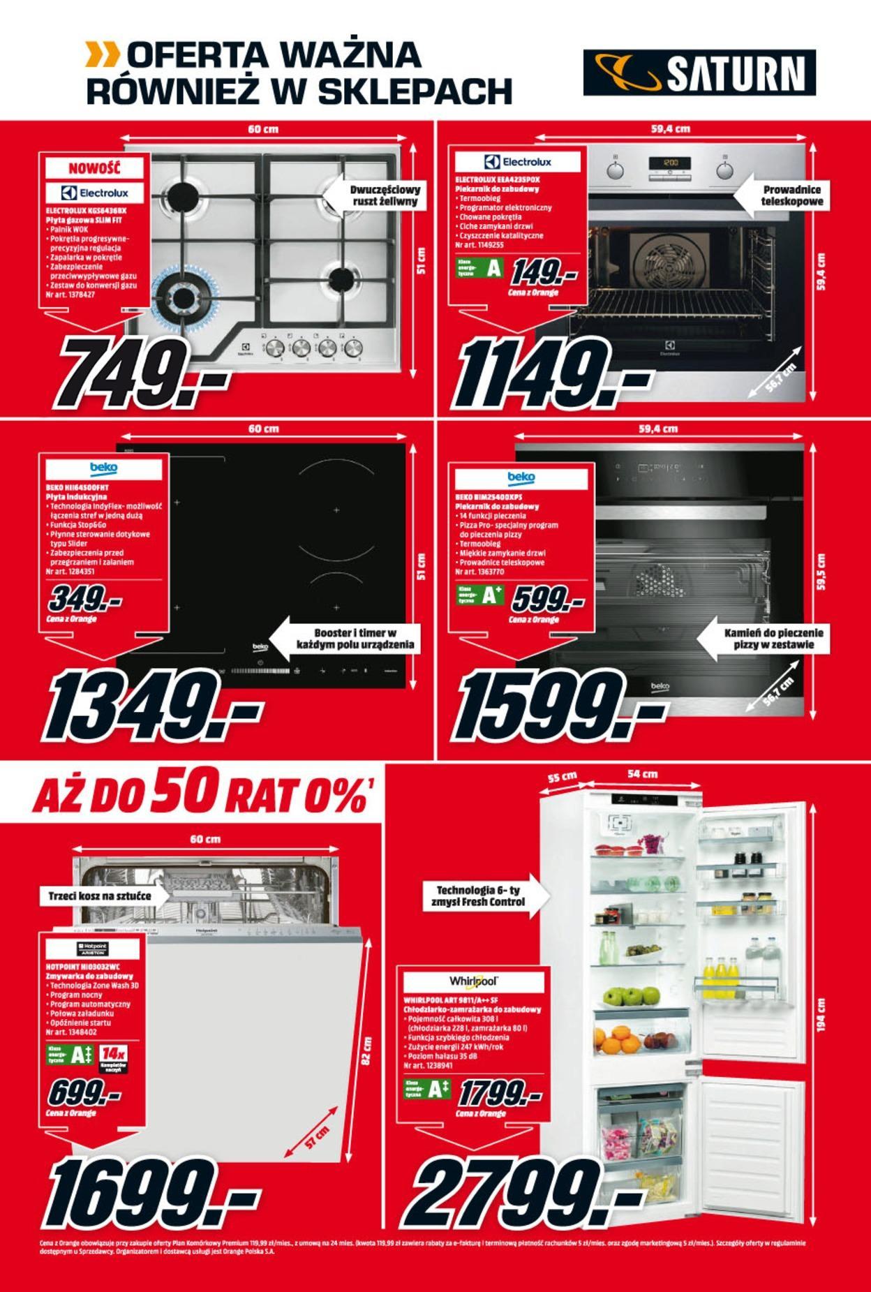 Gazetka promocyjna Media Markt do 31/07/2018 str.2