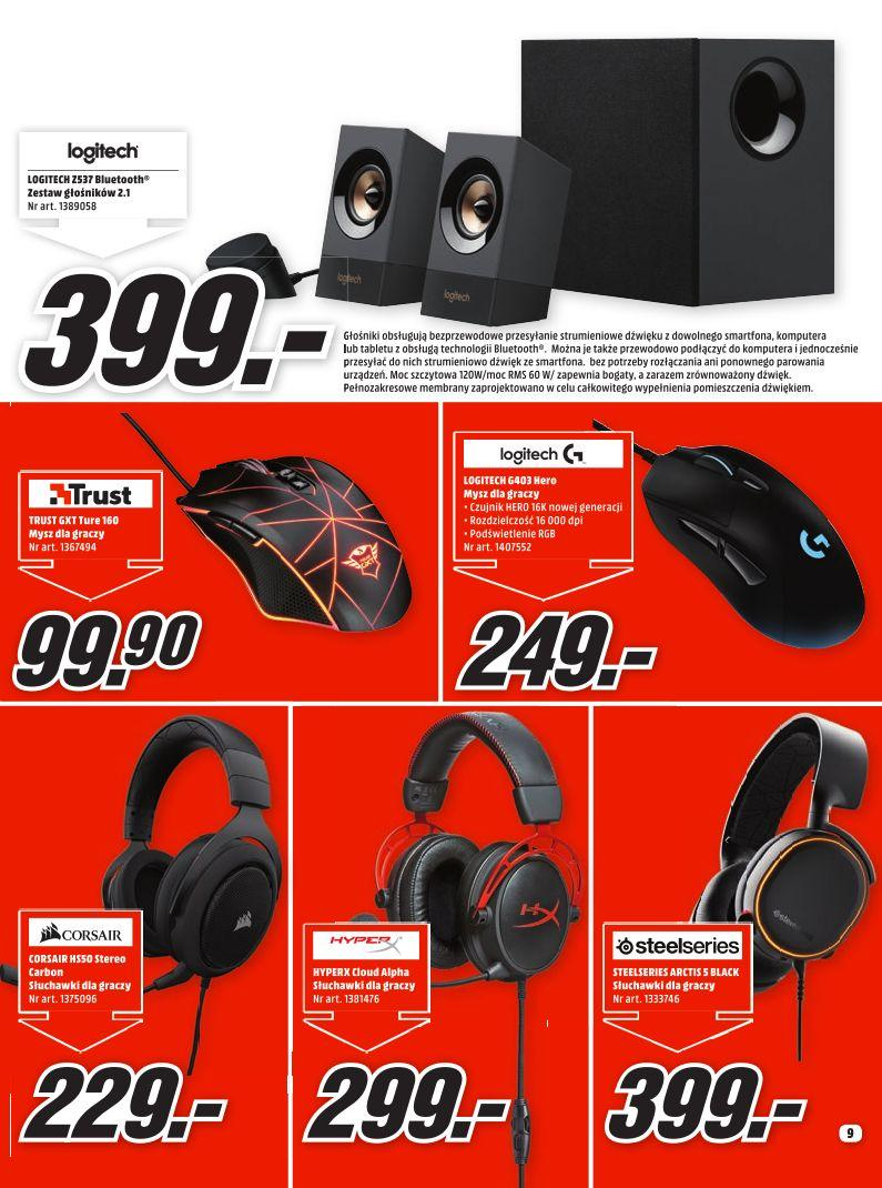 Gazetka promocyjna Media Markt do 31/08/2019 str.9