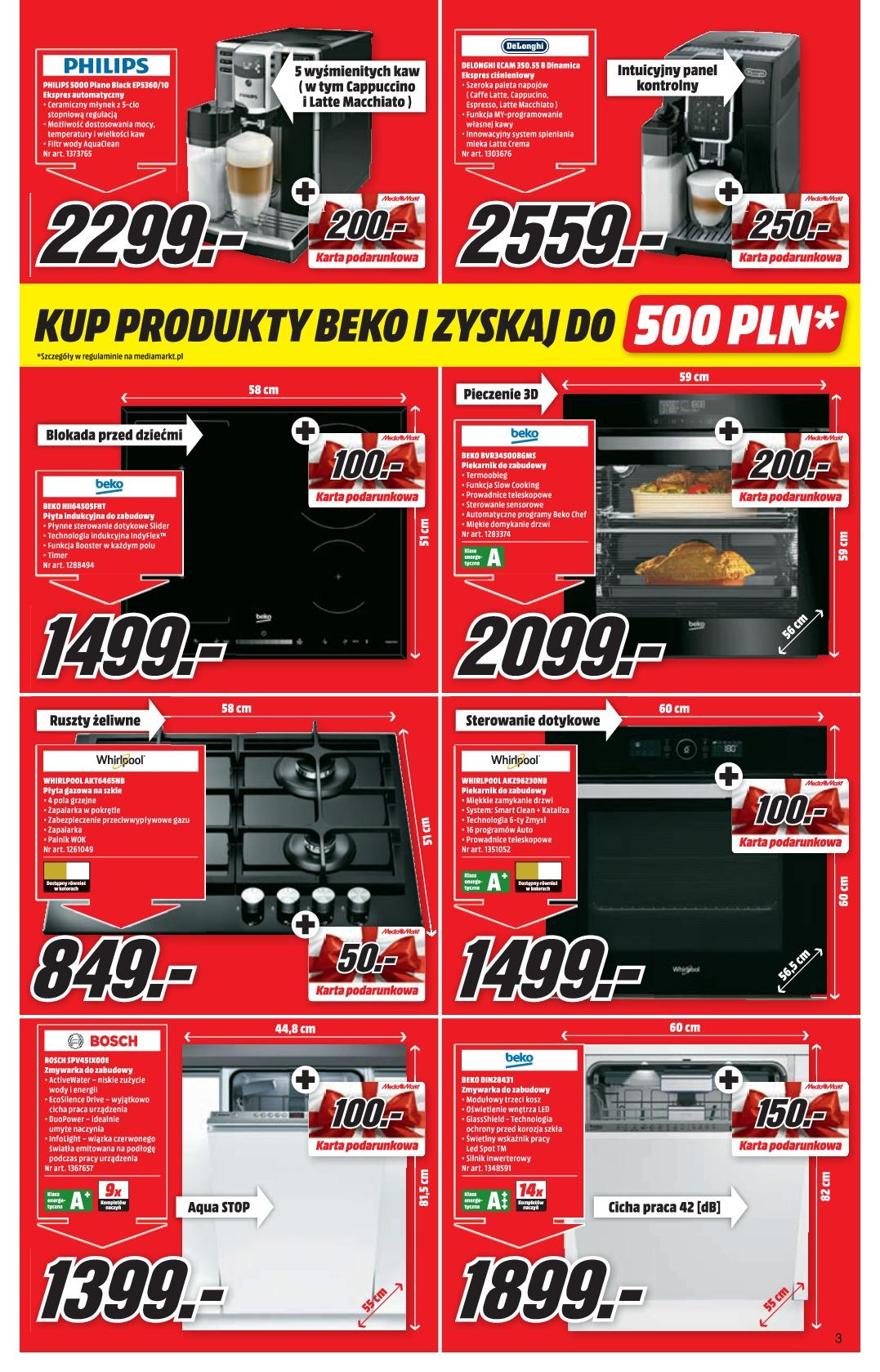 Gazetka promocyjna Media Markt do 13/01/2019 str.3