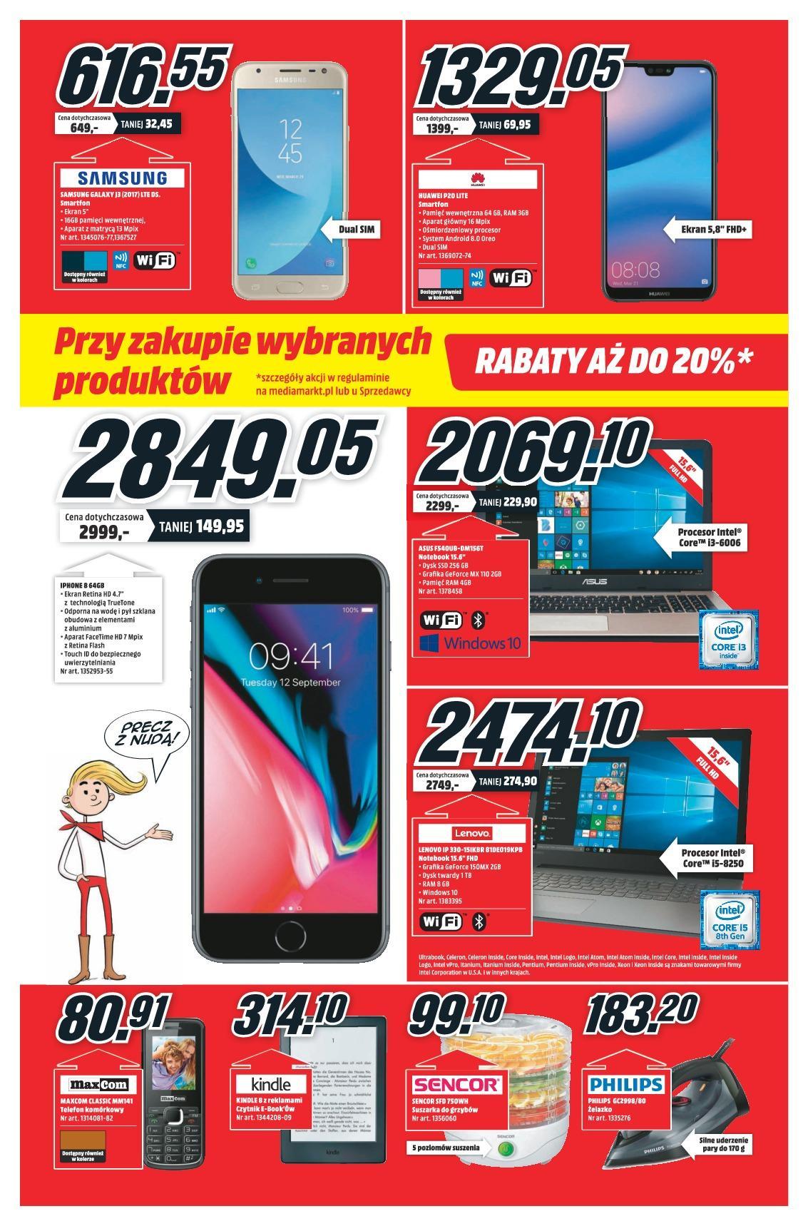 Gazetka promocyjna Media Markt do 10/10/2018 str.2