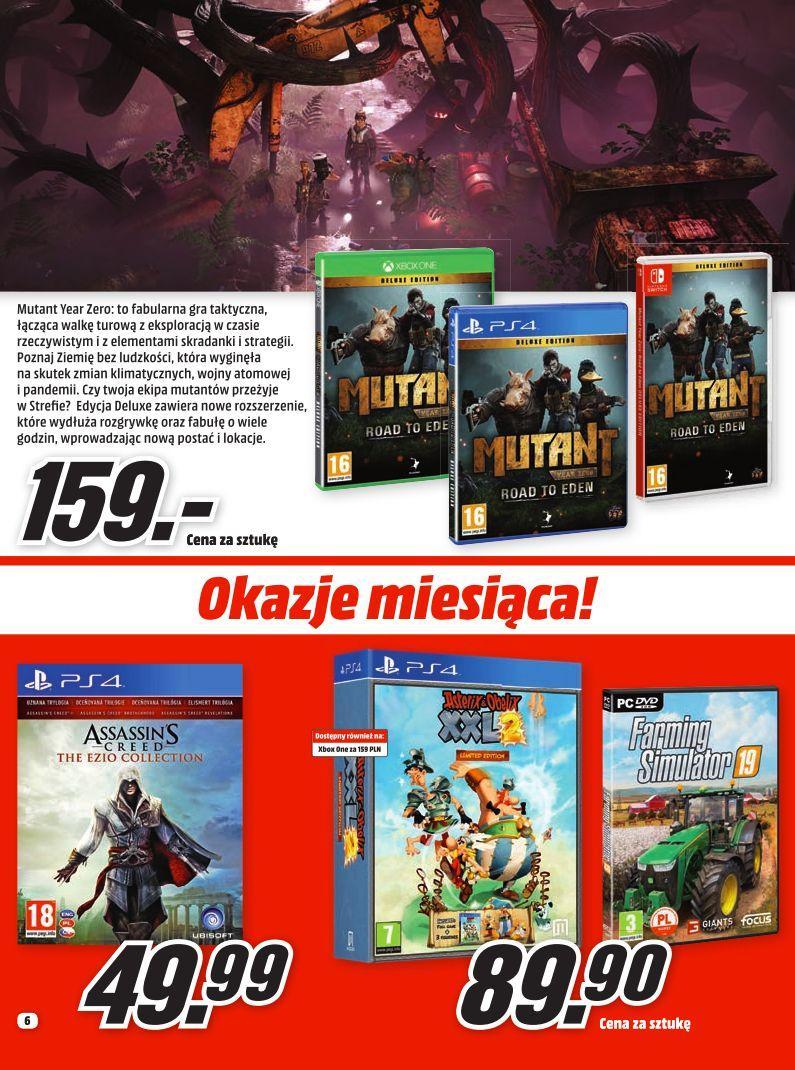 Gazetka promocyjna Media Markt do 31/08/2019 str.6