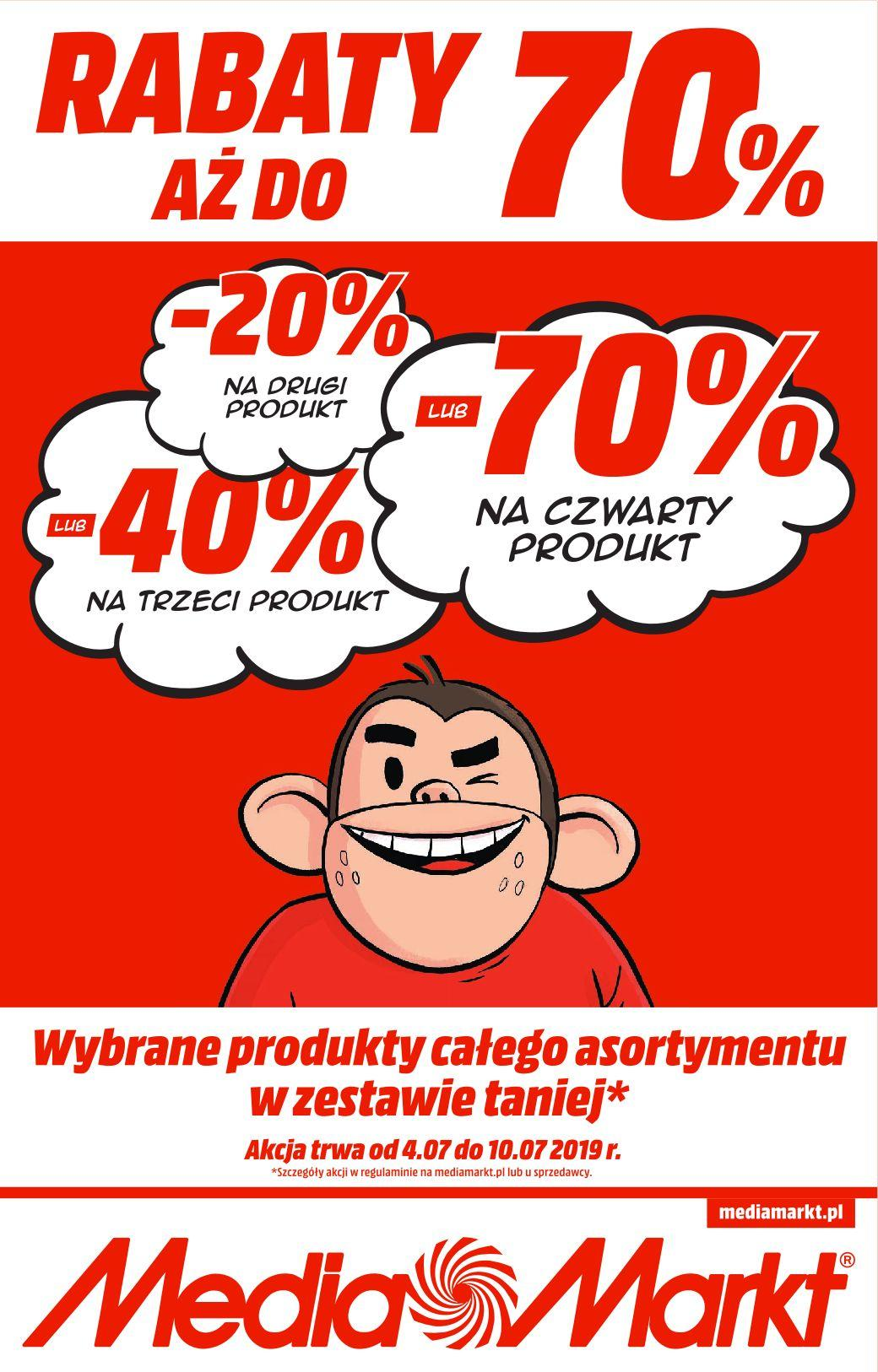 Gazetka promocyjna Media Markt do 10/07/2019 str.0