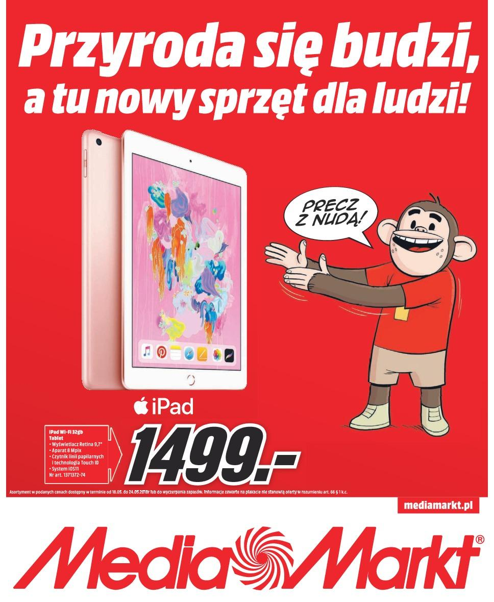 Gazetka promocyjna Media Markt do 24/05/2018 str.0