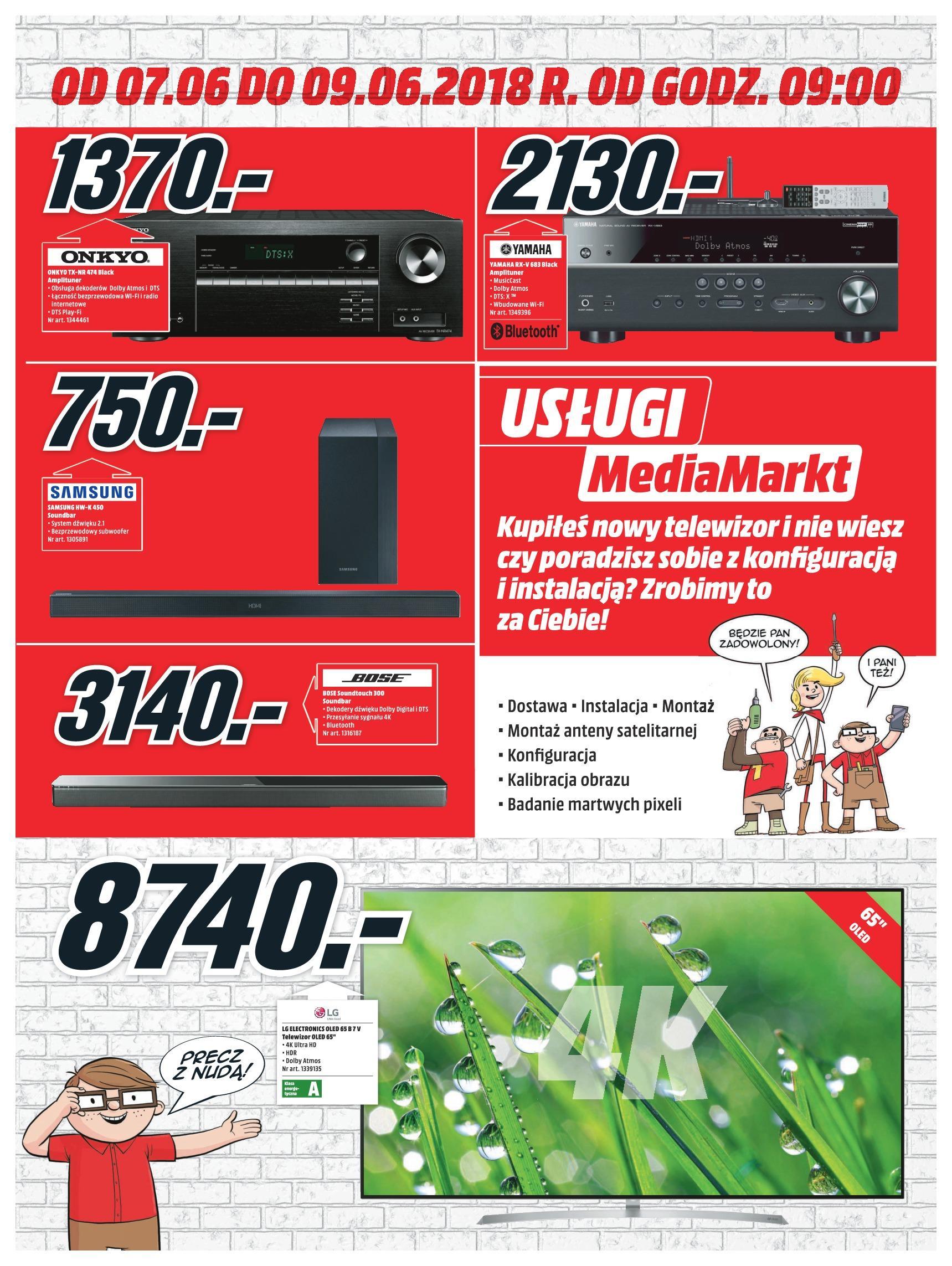Gazetka promocyjna Media Markt do 09/06/2018 str.2
