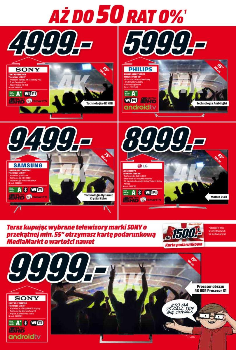 Gazetka promocyjna Media Markt do 20/06/2018 str.3