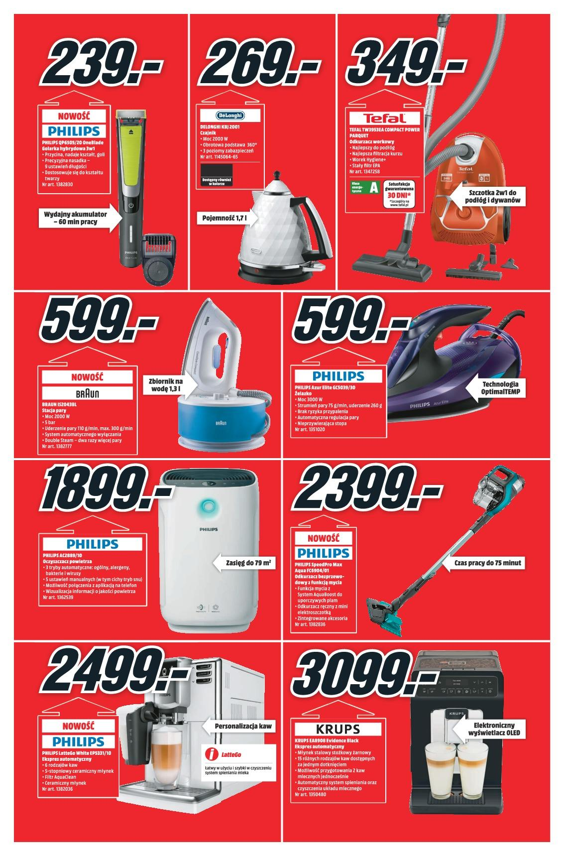 Gazetka promocyjna Media Markt do 17/10/2018 str.2