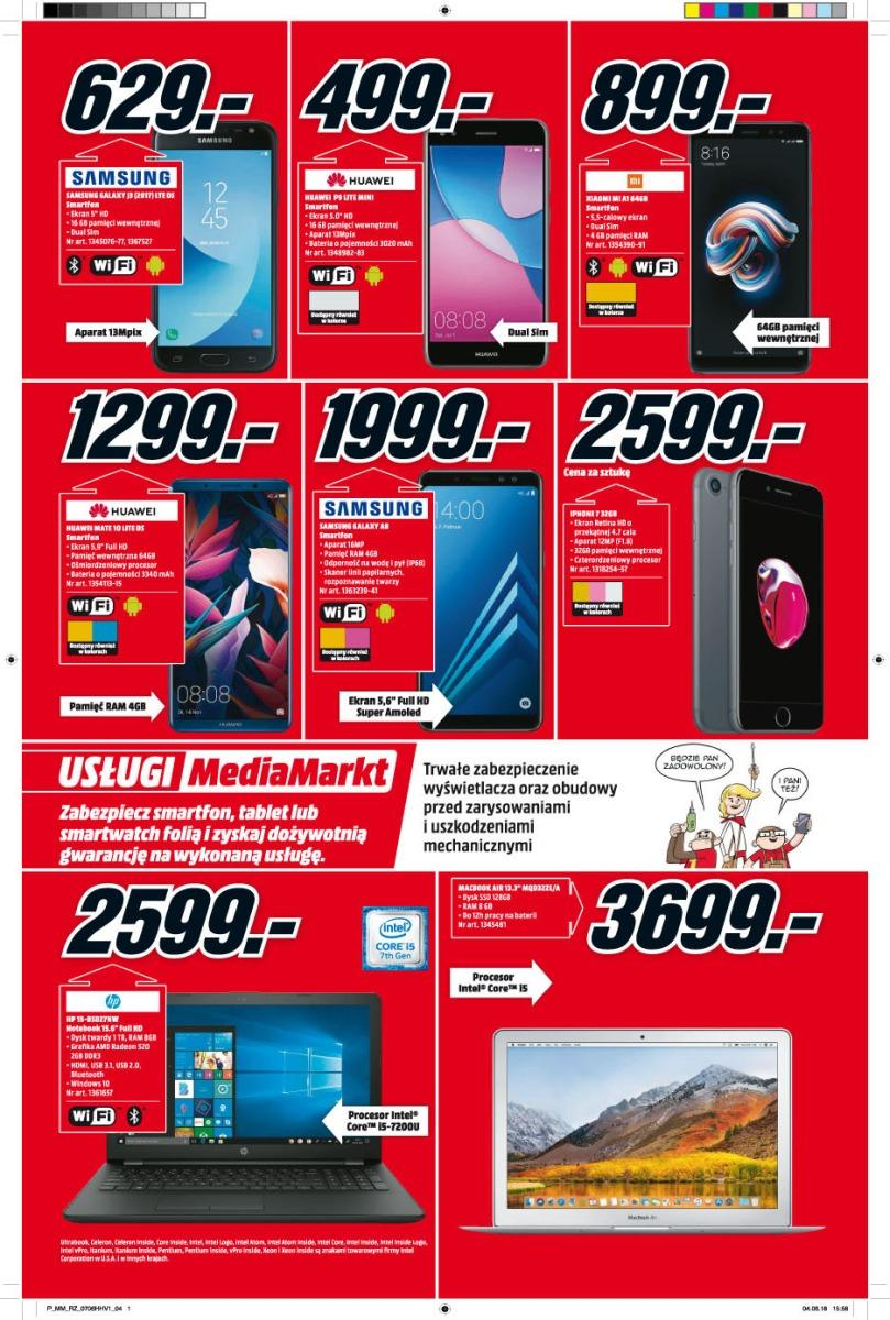 Gazetka promocyjna Media Markt do 13/06/2018 str.3